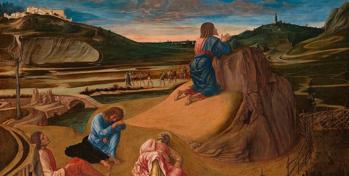 Mk 14 32 52 Das Gebetsringen Jesu In Gethsemane