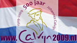 Link zur niederlaendischen Calvinseite www.calvijn2009.nl